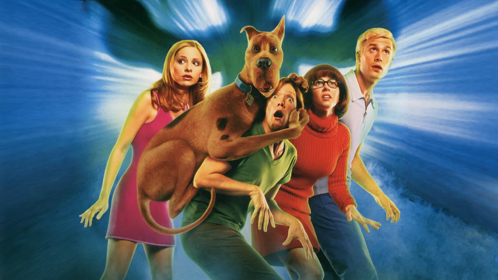 Parada Temporal: Scooby-Doo (2002)