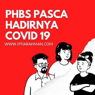 PHBS PASCA HADIRNYA COVID 19