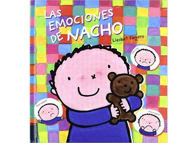 Las emociones de Nacho - libro educacion emocional para niños
