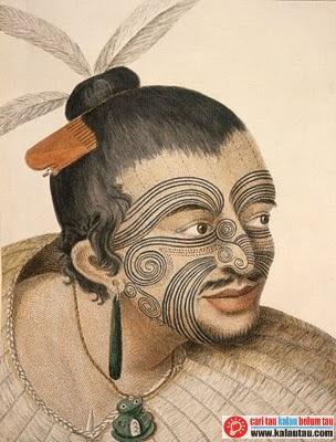kalautau.com - Tato dibuat sebagai suatu symbol atau penanda