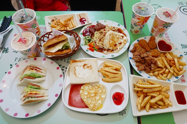 綠元素蔬食早午餐~鶯歌素食早午餐