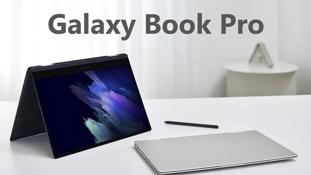Samsung dévoile les ordinateurs portables «Galaxy Book Pro»