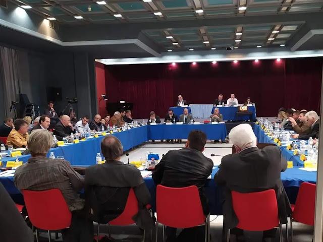 Μετατέθηκε για τη Μ. Δευτέρα η συνεδρίαση του Περιφερειακού Συμβουλίου