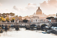 Rome, Tiber - Photo by Christopher Czermak on Unsplash