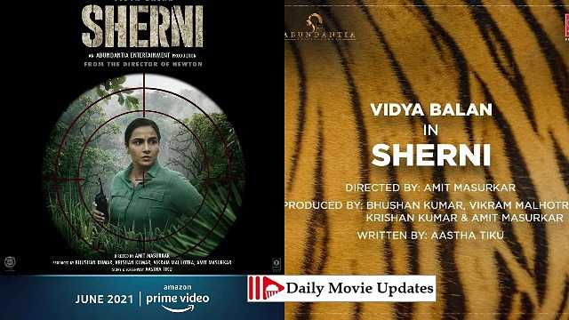 Sherni: Box Office Budget, Cast And Crew, Release Date, Hit Or Flop, Story, Wikipedia