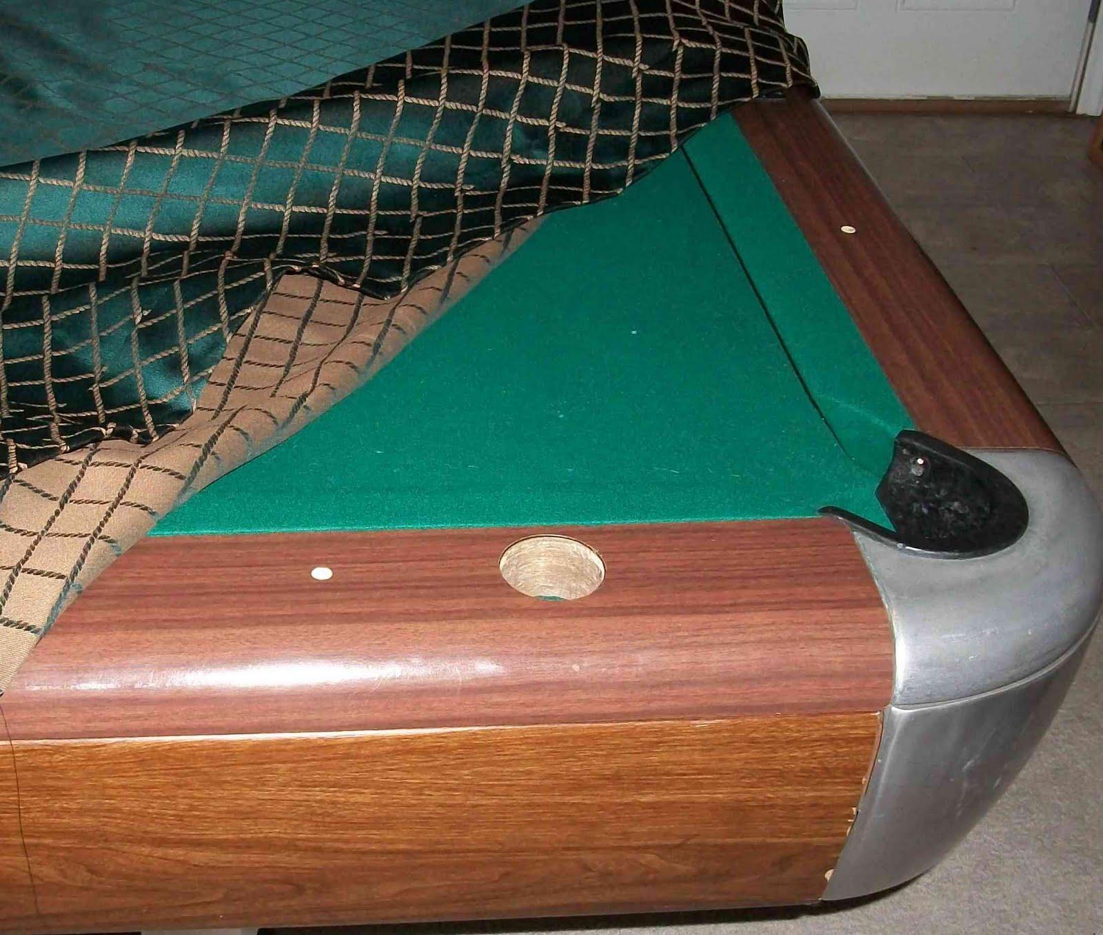 Li Sashay: Custom Pool Table Cover