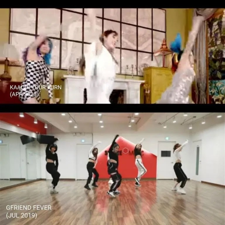 This 'K-POP' Girl Group's Debut MV from The UK is Accused of Copying GFRIEND's Concept