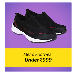 Men's Footwear under Rs. 999