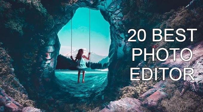 20 Photo Edit Karne Wala App 2021 Download करें।
