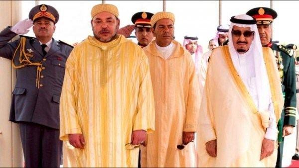 الملك محمد السادس يهاتف الملك سلمان