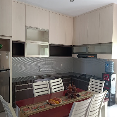 Dapur Villa Citra Mandiri Medan