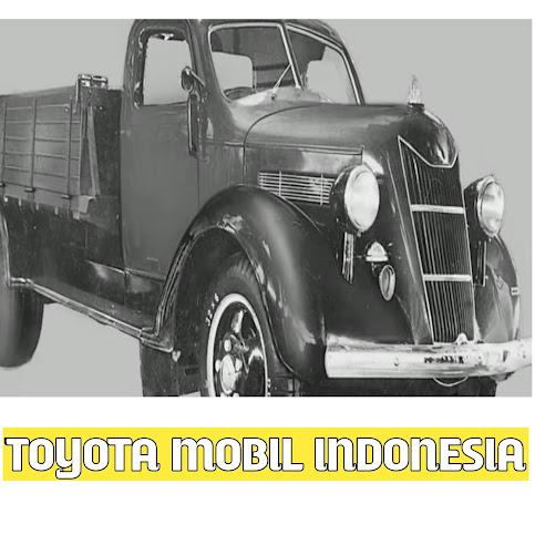 TOYOTA MOBIL INDONESIA