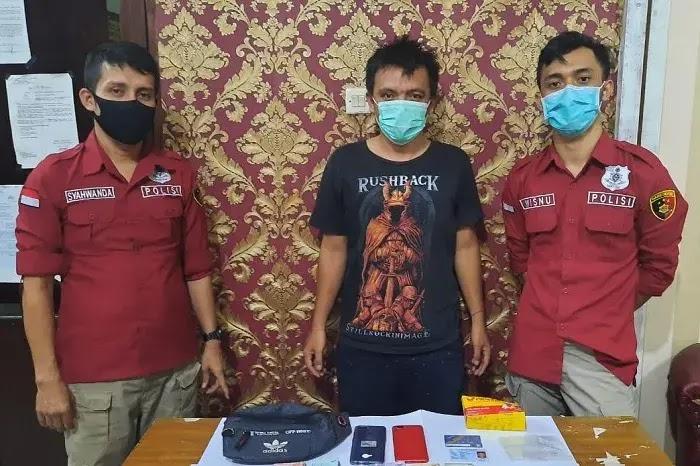 Polres Sanggau Amankan Bandar Togel