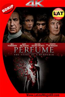 Perfume: Historia de un Asesino (2006) Latino Ultra HD 4K 2160P - 2006