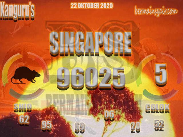 Kode syair Singapore Kamis 22 Oktober 2020 246