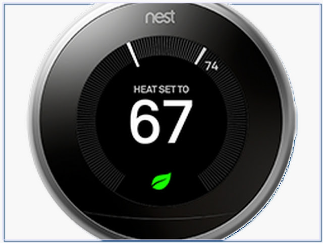 How to get nest thermostat back online