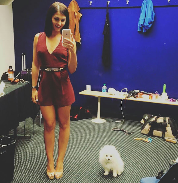 Megan Olivi lingerie