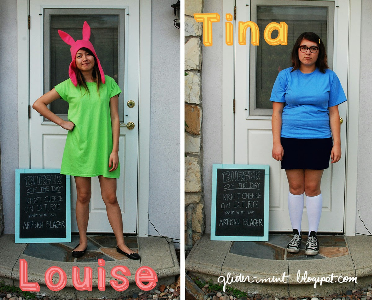 a9f5167851e Costume Idea  Tina and Louise