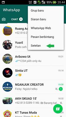 Foto Whatsapp Tidak Masuk Galeri Coba Cara Ini Nanda Hero