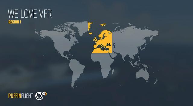 We Love VFR - Region 1