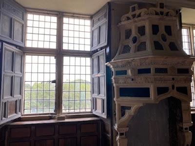 Inside the Little Castle at Bolsover Castle
