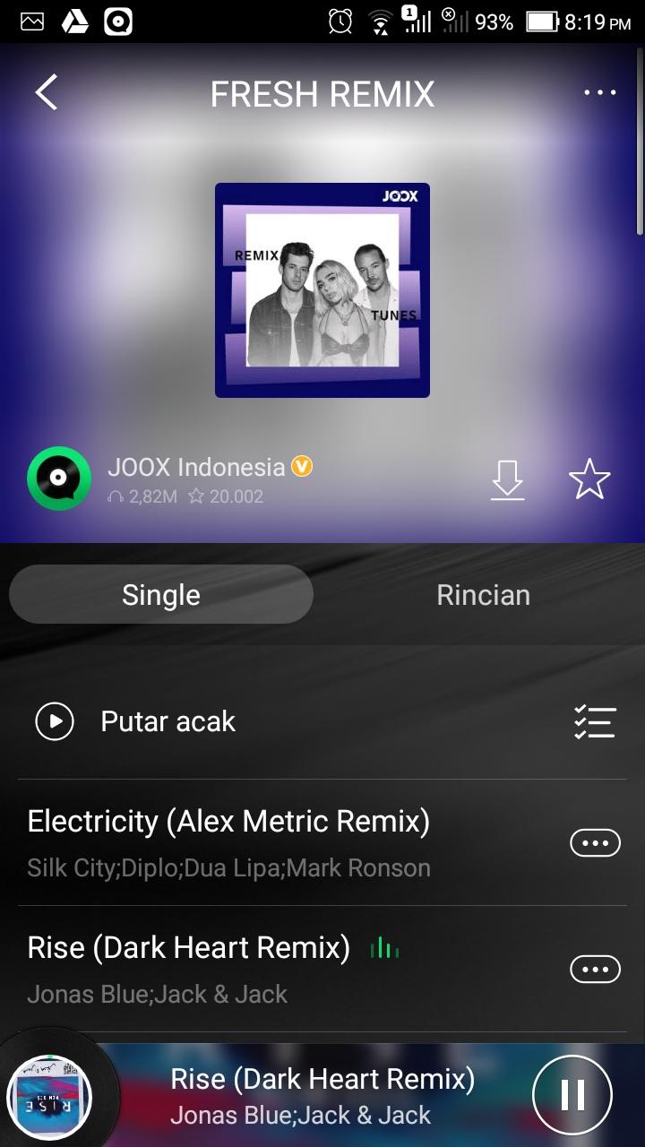 joox music vip hack apk