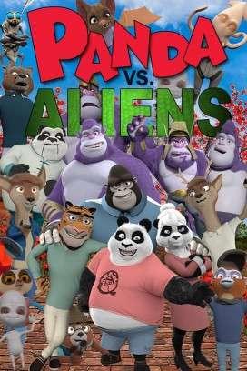 فيلم Panda vs. Aliens 2021 مترجم اون لاين