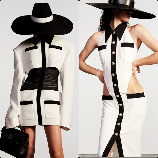Balmain Cruise 2020 Resort collection