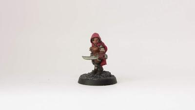Bailey Silverbell, Dwarf Ranger