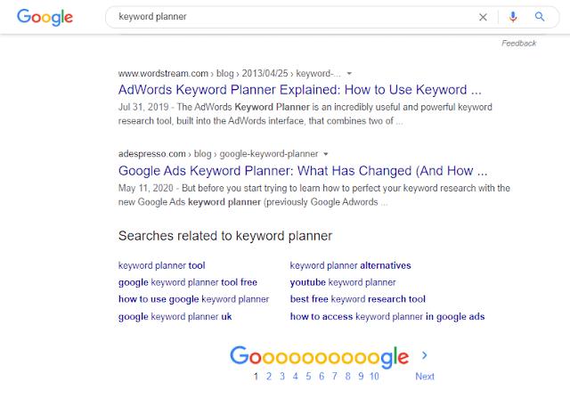 Related Keyword