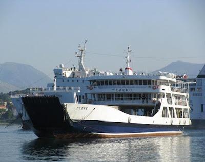 Σύλληψη Πλοιάρχου στην Ηγουμενίτσα που μετέφερε υπεράριθμους από την Κέρκυρα