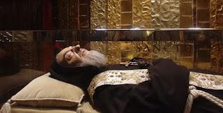 restos incorruptos del Padre Pío.