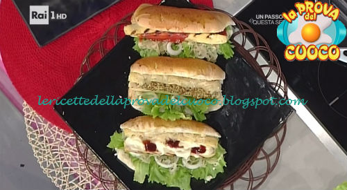 Hot dog con wurstel di pollo ricetta luisanna messeri da for Cucinare hot dog