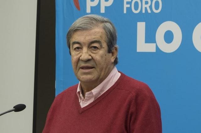 Álvarez Cascos expulsado de su partido y denunciado por apropiación indebida