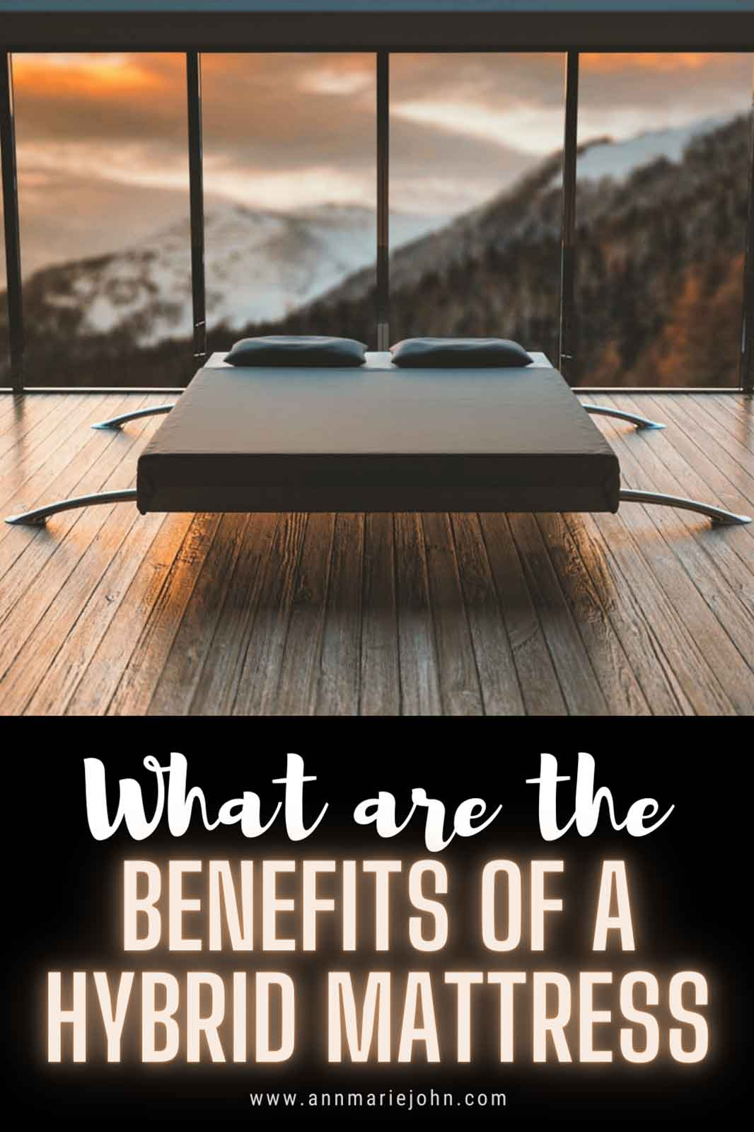 What are the Benefits of a Hybrid Mattress