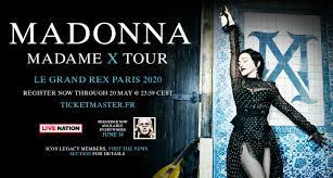 Dig Out Madonna's NEW 'Madame X' Concert Documentary Trailer Coming To Paramount+