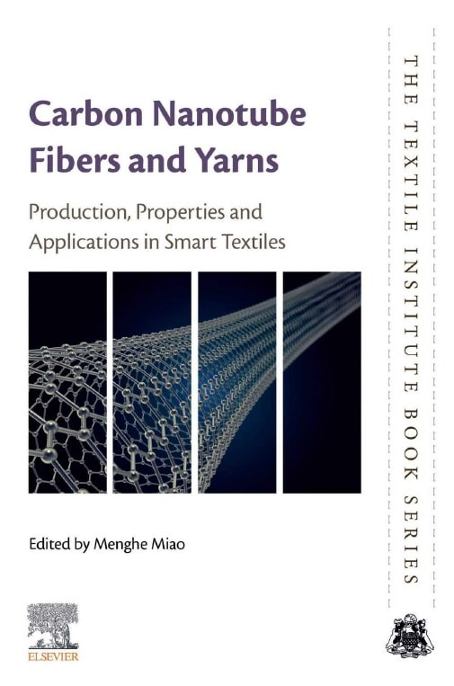 Carbon Nanotube Fibers and Yarns: Production, Properties, and Applications in Smart Textiles