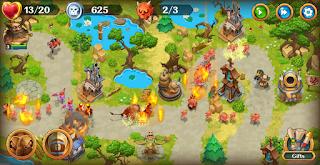 Holy TD: Epic Tower Defense v1.43 Mod