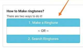 Naam ki ringtone make a mobile ringtone