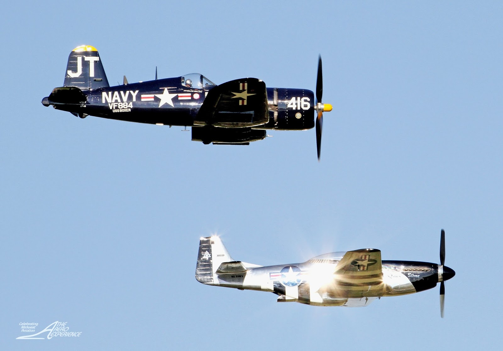 World War II: The North American P-51 Mustang