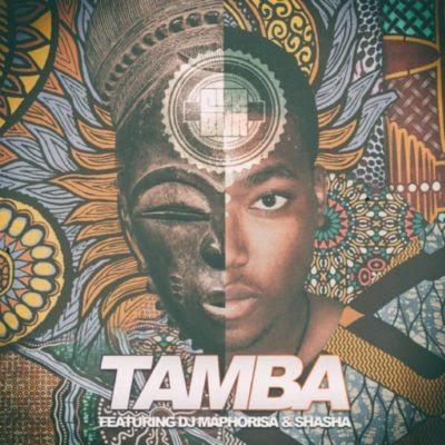 CUEBUR – TAMBA (FEAT. DJ MAPHORISA & SHA SHA)