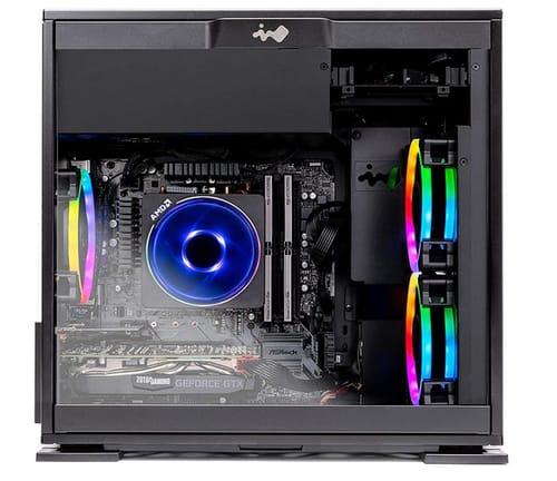 SkyTech ST-LEGACYMINI-0021 Legacy PC Desktop