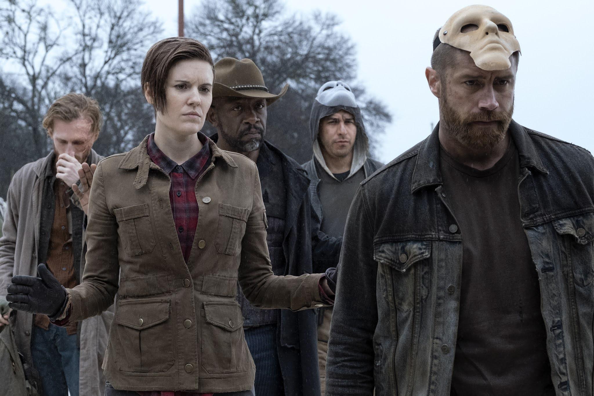 El grupo de Sherry encierra a Althea, Morgan y Dwight en el episodio 6x05 de Fear The Walking Dead