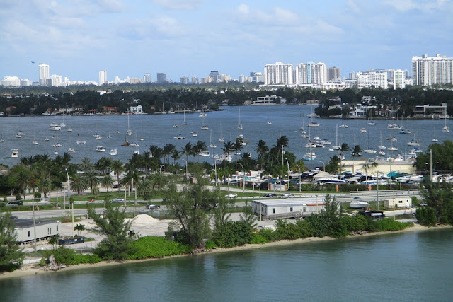 Miami Beach port