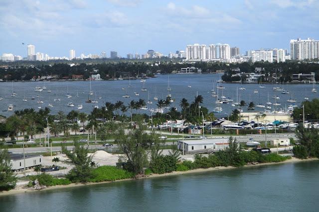 Miami Beach port