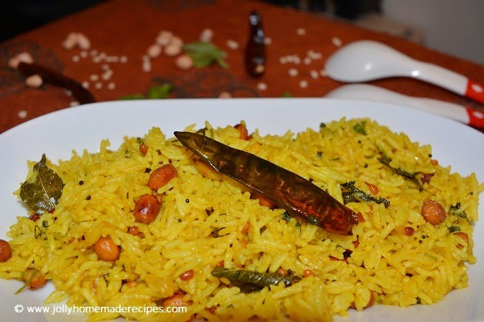 How to make Lemon Rice Recipe