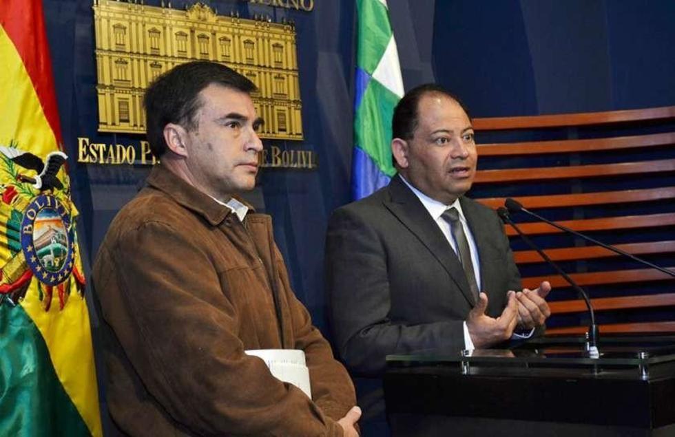 Quintana y Romero fueron ministros y funcionarios de Morales durante 13 años / WEB