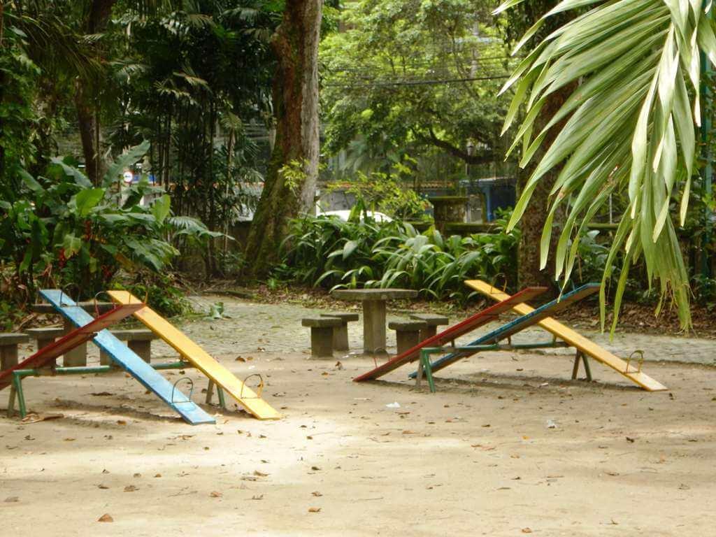 parque lage cristo redentor