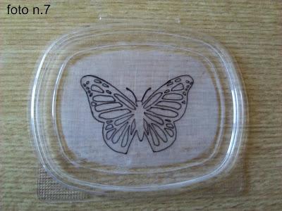 Dibujo calcado al plástico