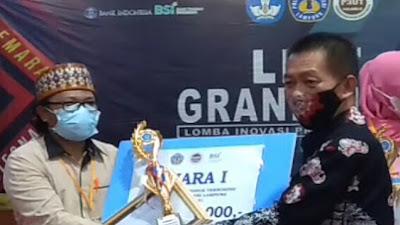 Pondok Kreasi Pelepah Pinang Lampung Barat, Raih Juara 1 di LIPT